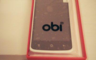 Initial impressions of Obi Mobile